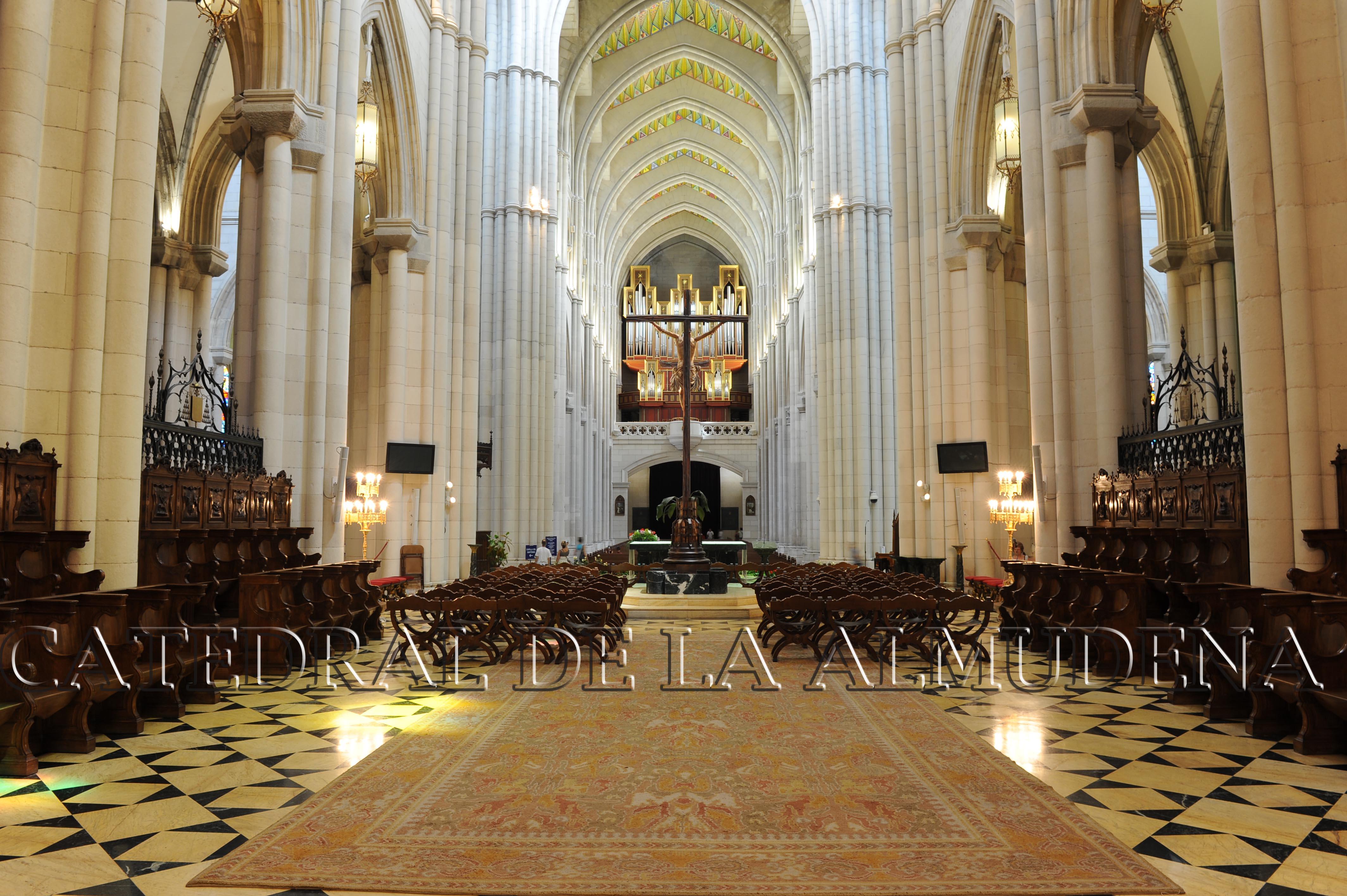 Nave central de la Catedral