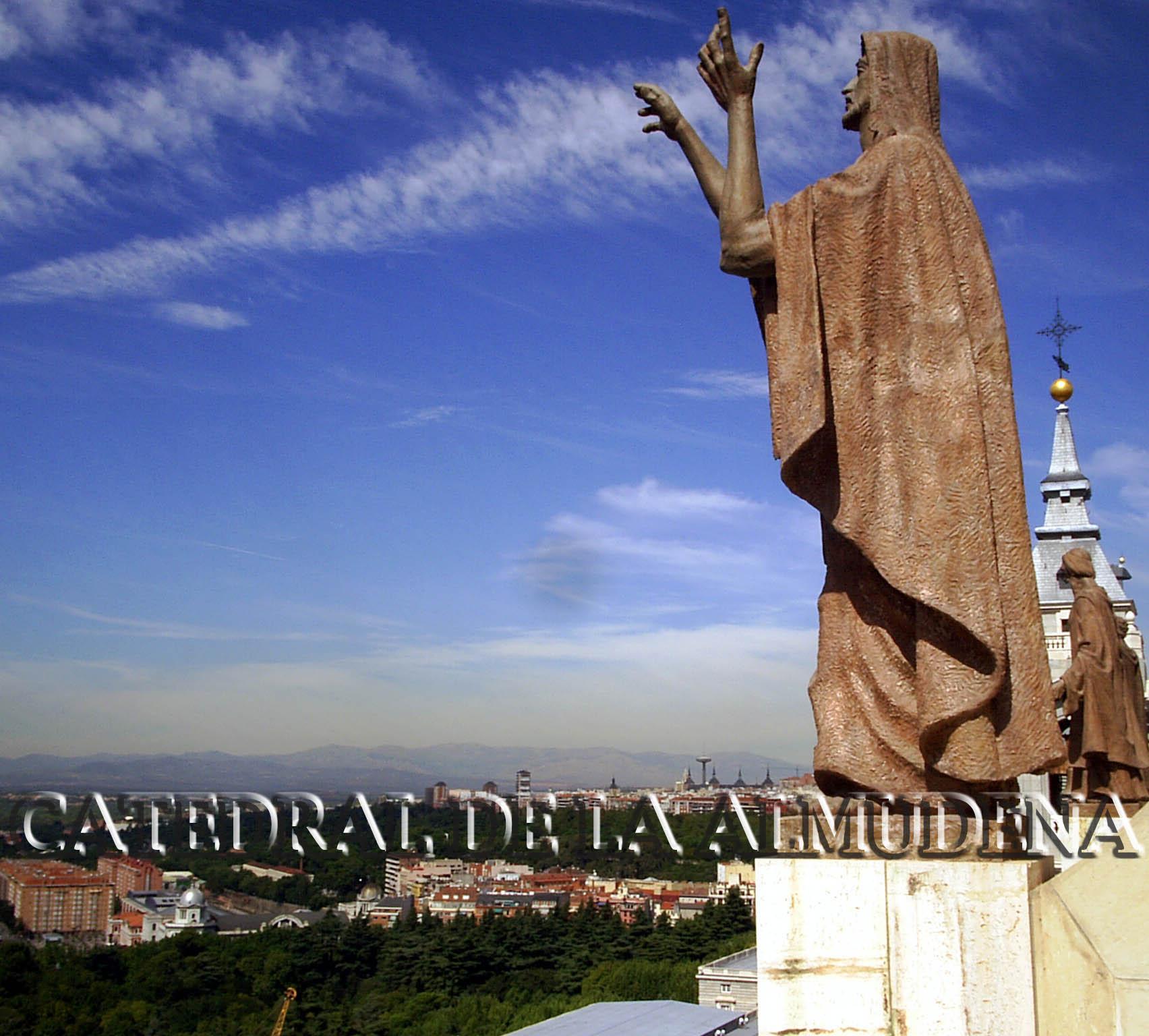 Santo Tomás. Cúpula de la Catedral.