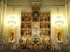 Altar de Sta. María la Real de la Almudena.