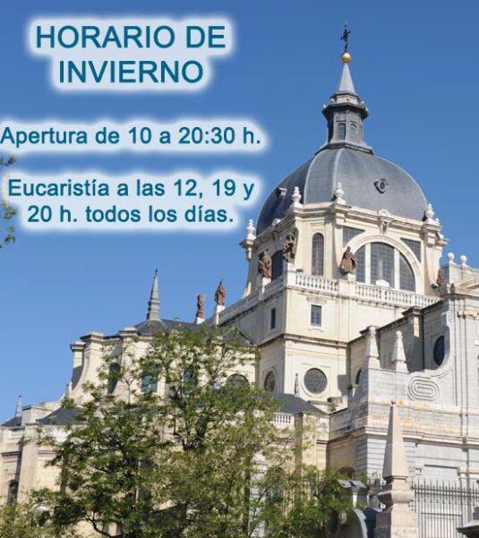 Horario_catedral_almudena_invierno