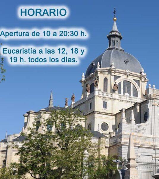 Horario_Catedral_Almudena